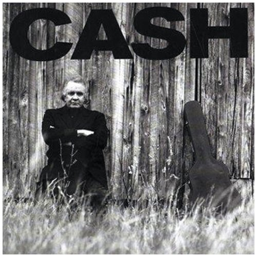 Johnny Cash Rusty Cage cover art