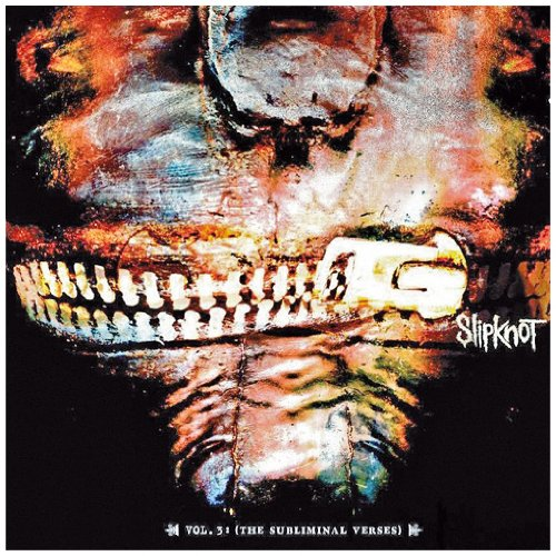 Slipknot Vermilion Pt. 2 cover art