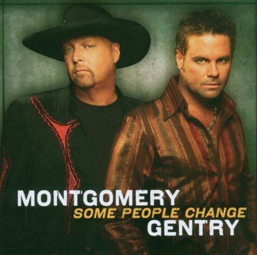 Montgomery Gentry Lucky Man cover art