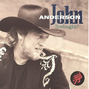 John Anderson Swingin' cover art