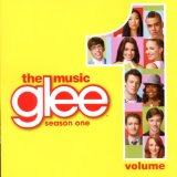 Alone sheet music by Glee Cast