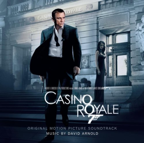 David Arnold The Name's Bond ... James Bond (from Casino Royale) cover art