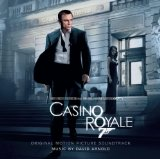 The Name's Bond ... James Bond (from Casino Royale) sheet music by David Arnold
