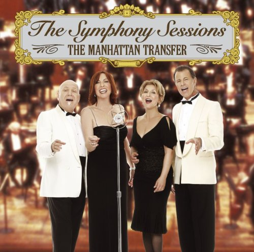 Manhattan Transfer Route 66 cover art