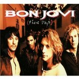 These Days sheet music by Bon Jovi