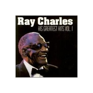 Ray Charles Hallelujah I Love Her So cover art