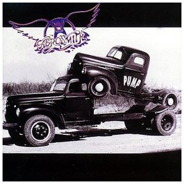 Aerosmith Love In An Elevator cover art