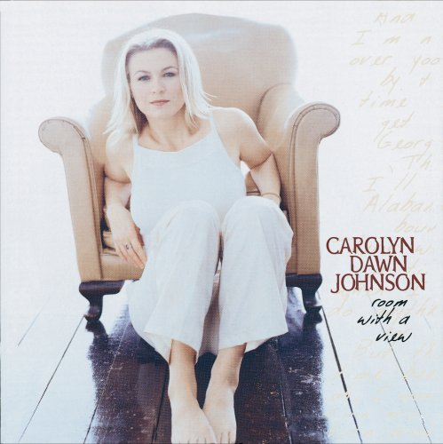 Carolyn Dawn Johnson I Don't Want You To Go cover art