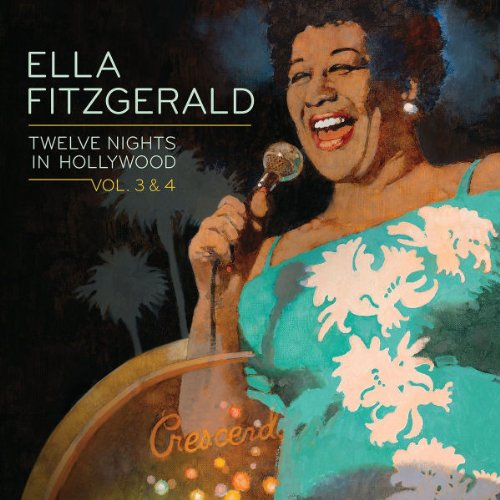 Ella Fitzgerald Stompin' At The Savoy cover art