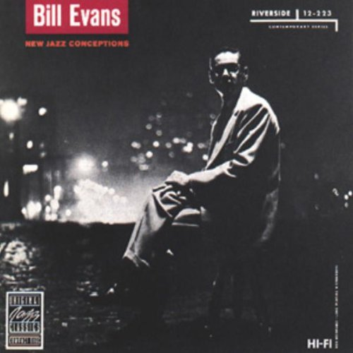 Bill Evans My Romance cover art