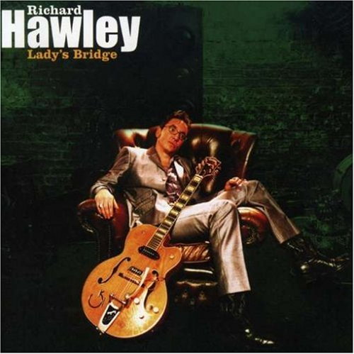Richard Hawley Valentine cover art