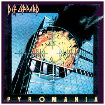 Def Leppard Too Late For Love cover art