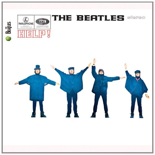 The Beatles I Need You cover art