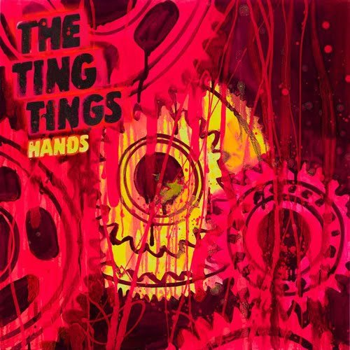 The Ting Tings Hands cover art