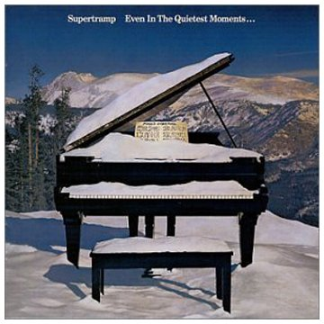 Supertramp From Now On cover art