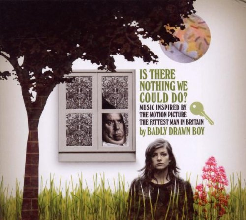Badly Drawn Boy Is There Nothing We Could Do? cover art