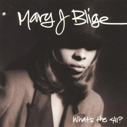 Mary J. Blige Real Love cover art