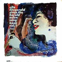 Ella Fitzgerald My Shining Hour cover art