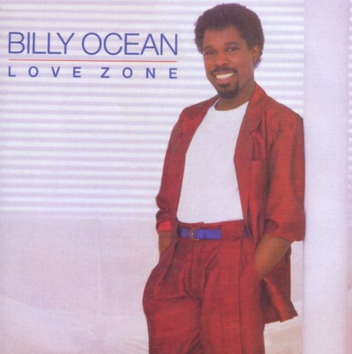 Billy Ocean Love Is Forever cover art
