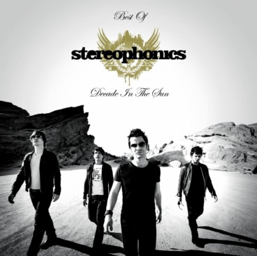 Stereophonics My Own Worst Enemy cover art
