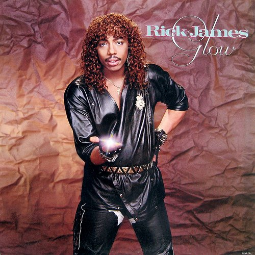 Rick James Can't Stop cover art