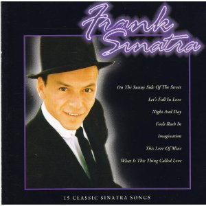 Frank Sinatra What Is This Thing Called Love? cover art