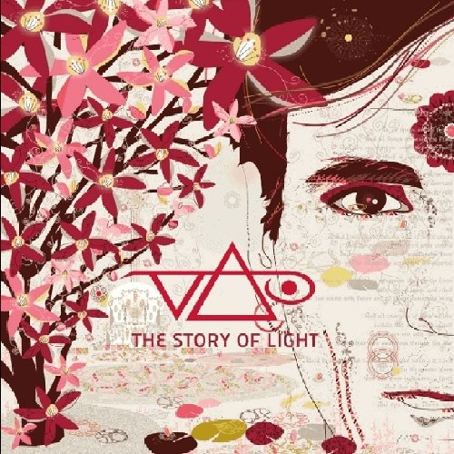 Steve Vai The Story Of Light cover art