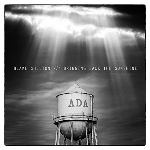 Blake Shelton Sangria cover art