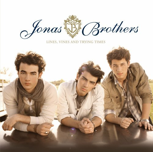 Jonas Brothers Paranoid cover art