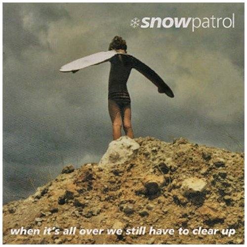 Snow Patrol On Off cover art