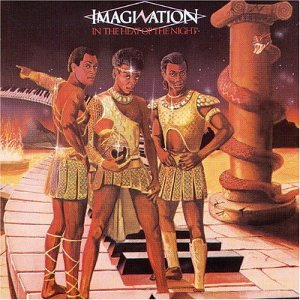 Imagination Just An Illusion cover art