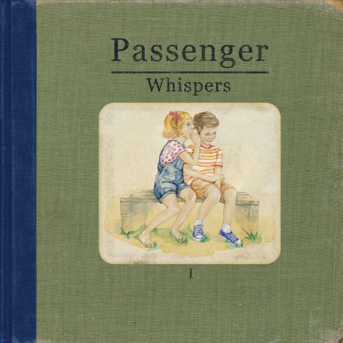 Passenger Scare Away The Dark cover art