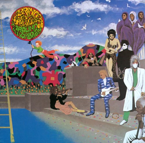 Prince & The Revolution America cover art