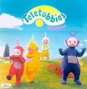 "Teletubbies Teletubbies Say ""Eh-oh!"" cover art"