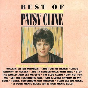 Patsy Cline Sweet Dreams cover art