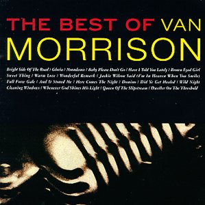 Van Morrison Here Comes The Night cover art