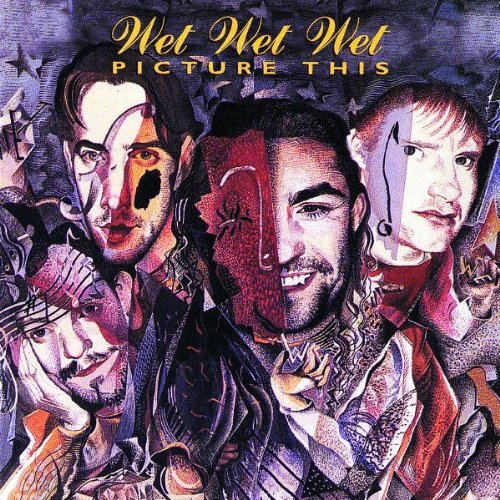 Wet Wet Wet Love Is All Around cover art