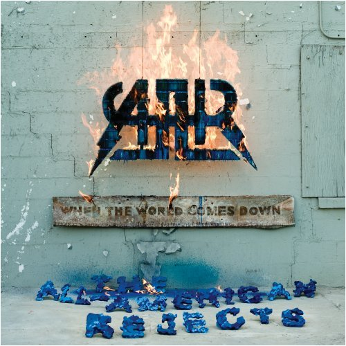 The All-American Rejects Damn Girl cover art
