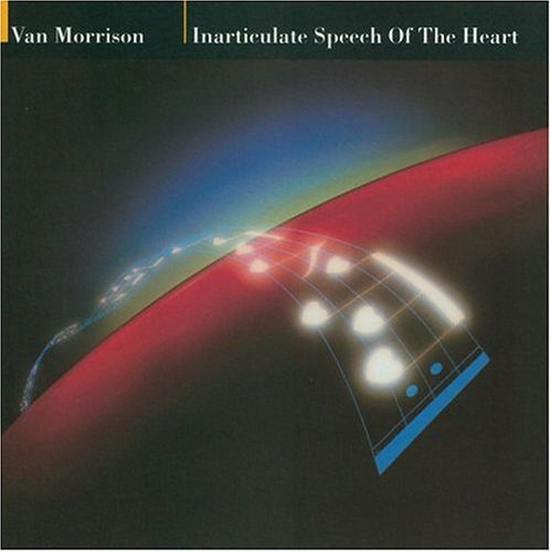 Van Morrison Irish Heartbeat cover art