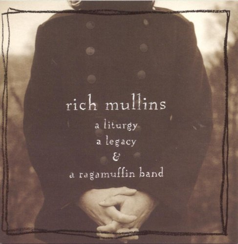 Rich Mullins You Gotta Get Up (It's Christmas Morning) cover art