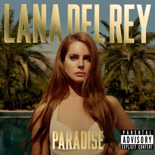 Lana Del Rey Bel Air cover art