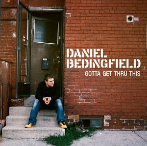 Daniel Bedingfield Friday cover art