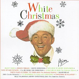 Bing Crosby White Christmas cover art