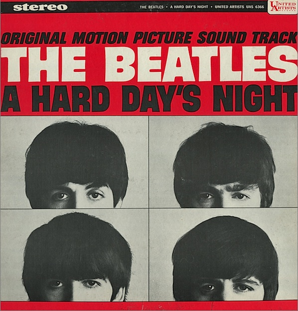 A Hard Days Night Chords By The Beatles Melody Line Lyrics