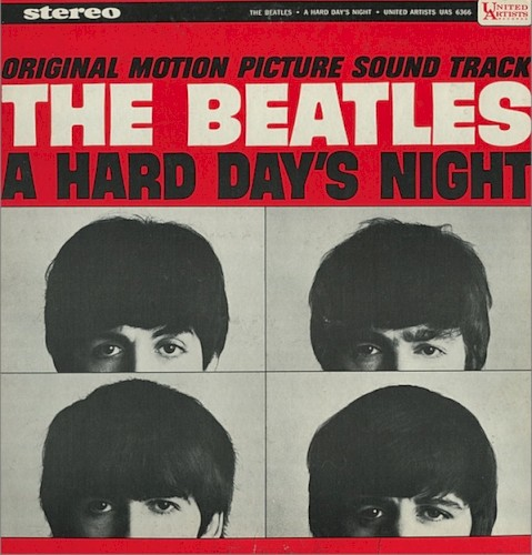 A Hard Day's Night sheet music by The Beatles