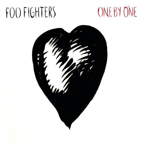 Foo Fighters The One cover art