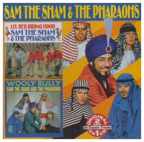 Sam The Sham & The Pharaohs Wooly Bully cover art
