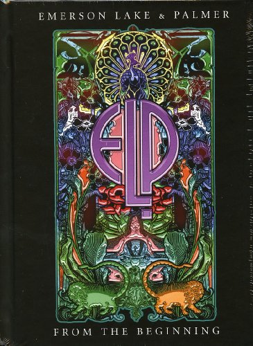 Emerson, Lake & Palmer From The Beginning cover art