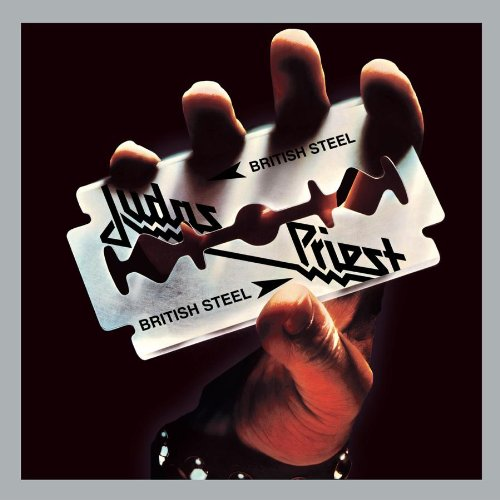 Judas Priest Living After Midnight cover art