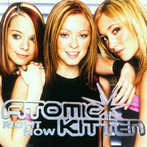 Atomic Kitten Cradle cover art
